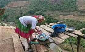 Thèm nước sạch giữa núi rừng Yên Bái