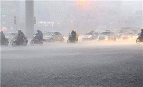 Đề phòng khả năng xảy ra lốc, sét, mưa đá và gió giật mạnh tại khu vực vùng núi Bắc Bộ