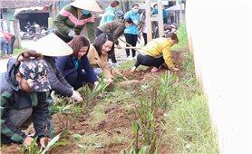 Bảo vệ môi trường để nâng cao chỉ số hạnh phúc cho người dân