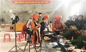Lạng Sơn: Đẩy nhanh tiến độ cấp căn cước công dân cho đồng bào DTTS