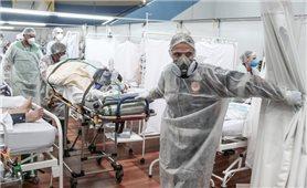Hơn 135 triệu ca nhiễm COVID-19 trên thế giới