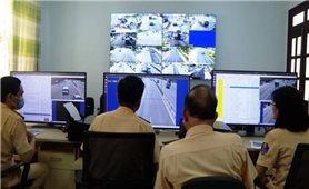 Bà Rịa - Vũng Tàu: Vận hành hệ thống camera giám sát giao thông