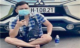 TP. Hồ Chí Minh: Khởi tố, bắt tạm giam một Youtuber về hành vi chống người thi hành công vụ