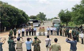 Dịch Covid-19: Đồng bào trong nước cứu trợ khẩn cấp người gốc Việt tại Campuchia