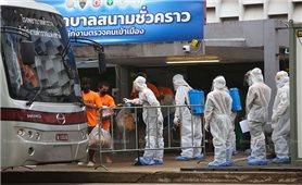 Thái Lan ghi nhận gần 1000 ca nhiễm mới trong một ngày