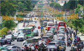 Bảo đảm trật tự, an toàn giao thông dịp nghỉ lễ 30/4 và 1/5/2021