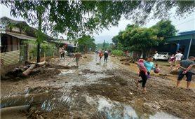 Văn Bàn (Lào Cai): Lũ ống bất ngờ trong đêm, ít nhất 2 người chết