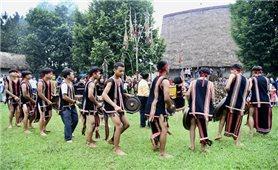 Tái hiện Lễ Bỏ mả (Pơ thi) của đồng bào dân tộc Gia Rai