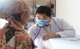 Bình Định khám bệnh miễn phí cho người dân miền núi khó khăn