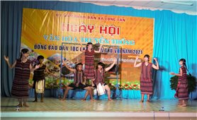 Ngày hội văn hóa truyền thống đồng bào dân tộc Chơ Ro lần thứ 8 năm 2021