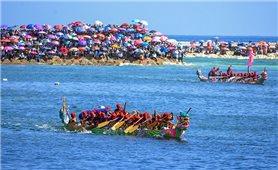 Lễ hội đua thuyền Tứ linh được Công nhận là Di sản văn hóa phi vật thể quốc gia
