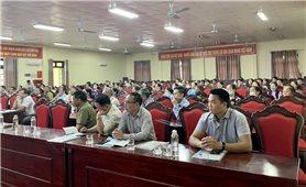 Ban Dân tộc TP. Hà Nội: Tập huấn công tác dân tộc và phổ biến giáo dục pháp luật cho đồng bào DTTS