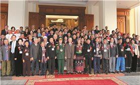 Tự hào các thế hệ cán bộ làm công tác dân tộc