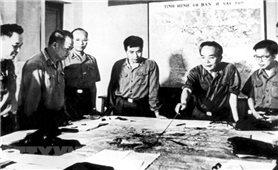 Chỉ đạo của Bộ Chính trị trong cuộc tiến công và nổi dậy Mùa Xuân năm 1975