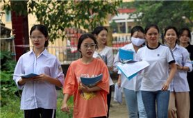 Từ ngày 17/5/2021, học sinh, sinh viên trên địa bàn tỉnh Yên Bái trở lại học tập và kiểm tra