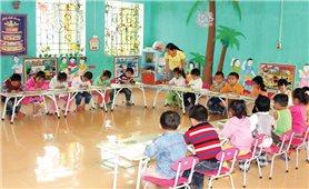 Gia Lai: Nâng cao chất lượng dạy và học bậc mầm non