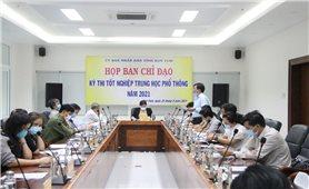 Kon Tum: Không để học sinh lớp 12 bỏ học, bỏ thi vì khó khăn