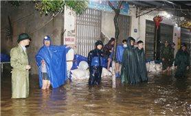 Bát Xát: Mưa lớn gây ngập cục bộ, hư hại nhà dân và hoa màu