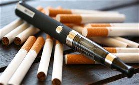 Bộ Y tế yêu cầu tăng cường kiểm tra, ngăn ngừa sử dụng các sản phẩm thuốc lá mới