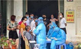 Thanh Hóa: Truy vết hàng trăm trường hợp liên quan đến bệnh nhân Covid-19