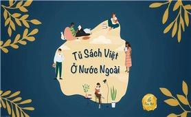 Tiệm sách yêu thương của người Việt xa quê