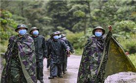 Đồn Biên phòng Bát Mọt (Thanh Hóa): Tăng cường phòng chống dịch và tuyên truyền bầu cử nơi biên giới