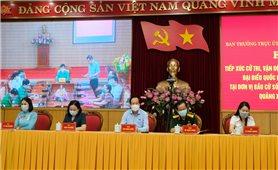 Ứng cử viên ĐBQH khoá XV người DTTS tỉnh Thanh Hóa: Mong muốn đem khả năng, tâm huyết đóng góp cho sự phát triển của quê hương
