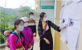 Lào Cai: Tăng cường phòng chống dịch bảo đảm thành công cho ngày bầu cử