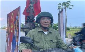 Người cựu chiến binh hơn 20 năm