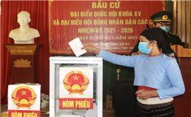 Thanh Hóa: Hơn 2,66 triệu cử tri tham gia Ngày hội non sông