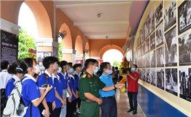 Triển lãm những hình ảnh, tư liệu phim về Bác Hồ tại TP. Hồ Chí Minh