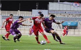 Yếu điểm của đội tuyển Việt Nam