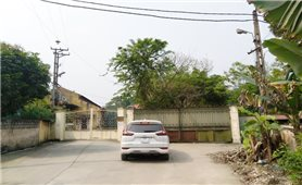 Lạng Sơn: Công ty sản xuất thân thiện với môi trường bị tố gây ô nhiễm môi trường