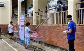 TP. Hồ Chí Minh: Nhiều ATM gạo miễn phí hỗ trợ người dân