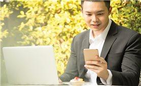 Cài app dễ dàng, khách hàng doanh nghiệp nhận muôn vàn ưu đãi từ Bac A Bank