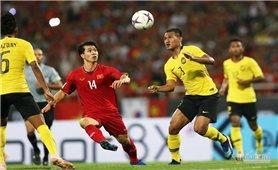Chốt danh sách 23 cầu thủ thi đấu trong trận Việt Nam - Malaysia