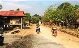 Ia Dom - xã nông thôn mới đầu tiên trên tuyến biên giới Tây Nguyên