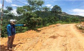 Bát Xát (Lào Cai): Công trình thi công tiến độ