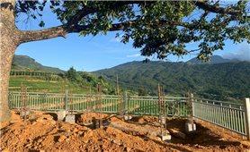 Yêu cầu tạm dừng bê tông hóa điểm ngắm cảnh ở Y Tý, Lào Cai