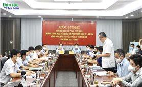 Triển khai thực hiện tốt chính sách về giáo dục vùng DTTS và miền núi