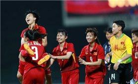 Đội tuyển nữ Việt Nam tiếp tục thăng hạng trên BXH FIFA