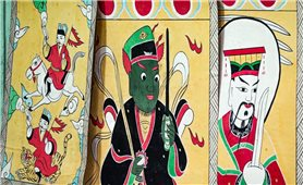Tranh thờ của người Dao ở Quảng Ninh - Mai này còn không?