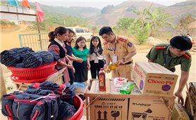 """""""Nuôi em Mộc Châu"""" – Dự án nối dài tương lai cho trẻ em nghèo miền núi"""