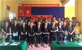 Lục Yên: Xóa mù chữ - sáng tương lai