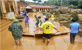 Lào Cai: Mưa lớn gây thiệt hại hơn 2,5 tỷ đồng