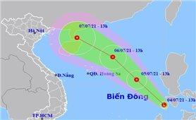 Khẩn trương ứng phó vùng áp thấp và thời tiết xấu trên vùng biển phía nam