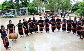 Người làng Leng giữ gìn văn hóa cồng chiêng