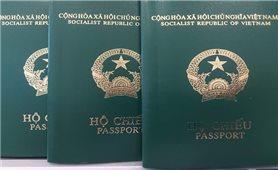 Bộ Công an ban hành quy định về hộ chiếu có gắn chip điện tử