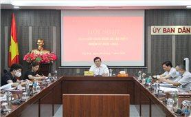 Hội nghị Ban Chấp hành Đảng bộ Ủy ban Dân tộc lần thứ 9, nhiệm kỳ 2020-2025