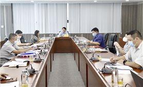 Bộ trưởng, Chủ nhiệm Hầu A Lềnh chủ trì họp Hội đồng Thi đua - Khen thưởng cơ quan Ủy ban Dân tộc